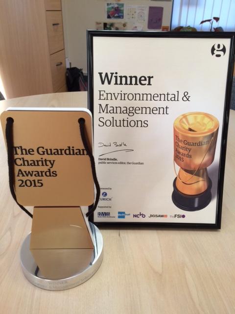 EMS Ltd Award 1