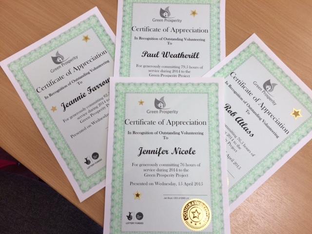 Vol Awards